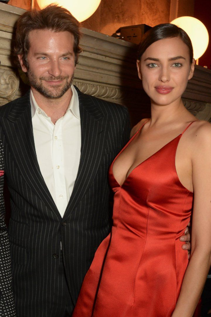 Bradley Cooper and Irina Shayk Make Their Hot Red Carpet Debut as a Couple