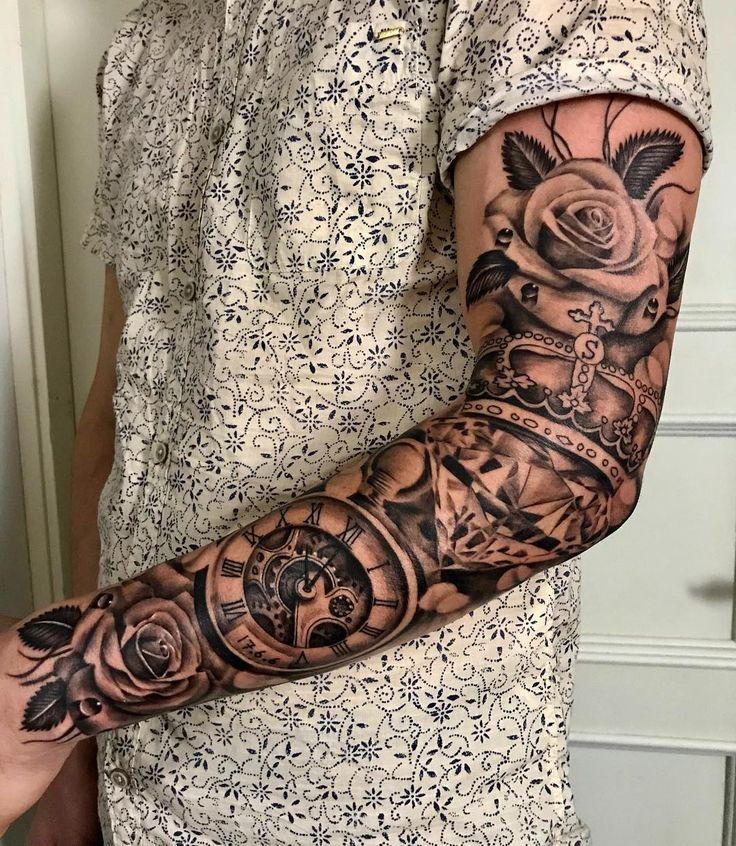 #tattoo #Kunst # Gothenburg # Tätowierer # Tätow…