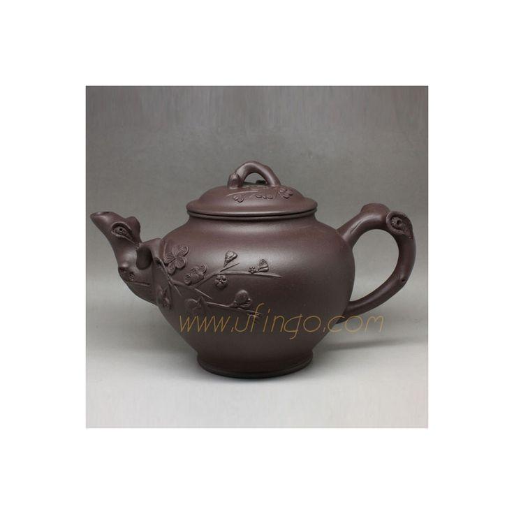 Best Handmade Purple Clay Teapot Uf Pst009