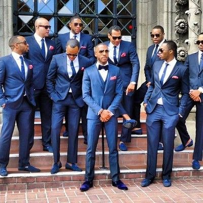 25  best ideas about Navy groomsmen on Pinterest | Blue groomsmen ...