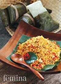 Sambal Kaluku khas Makassar