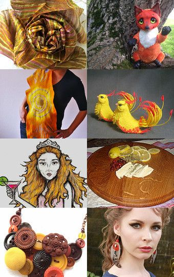 Fall Inspiration by Anna Margaritou on Etsy--Pinned with TreasuryPin.com
