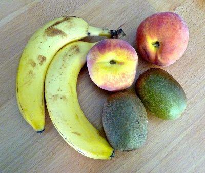 Melting Poe: La fabuleuse recette du smoothie d'été ... Banane ...