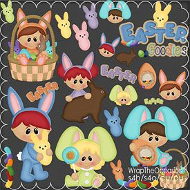 CU - Easter Goodies