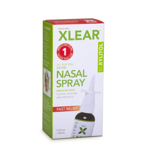 Natural Nasal Spray by Xlear