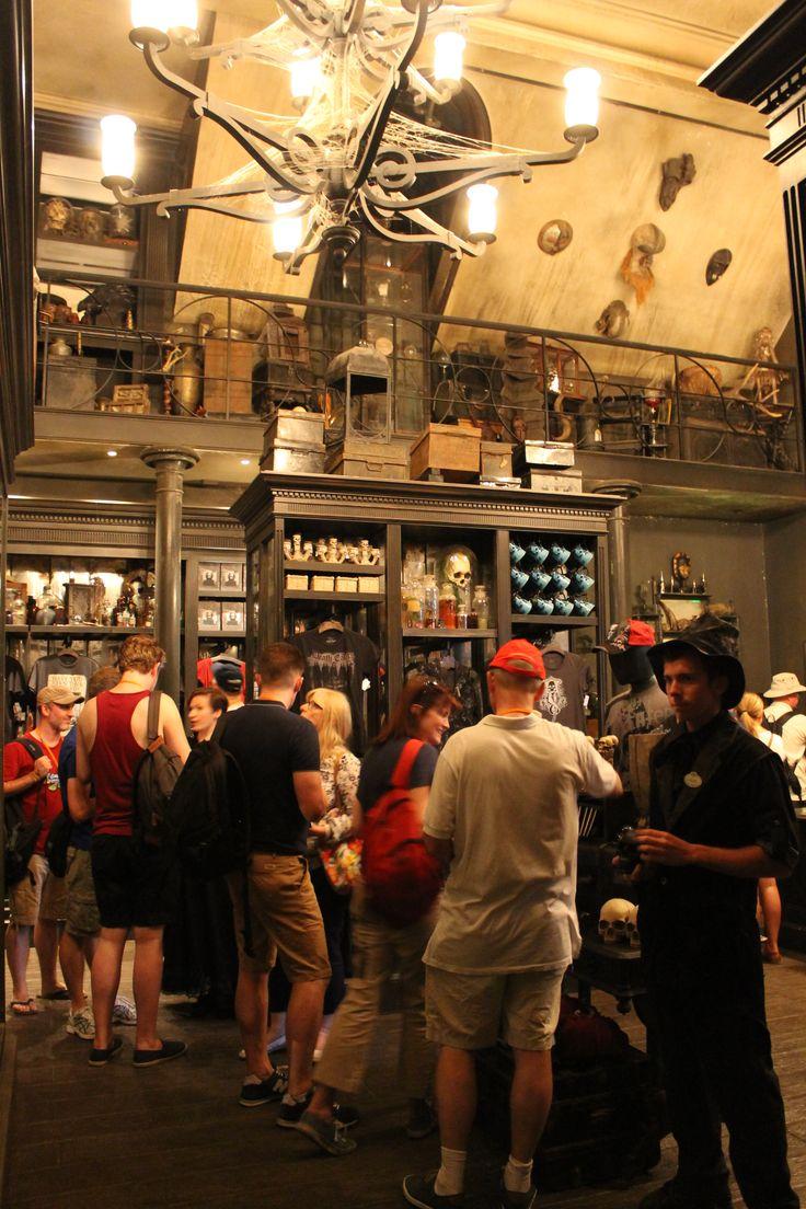 Borgin and Burkes at Universal Studios Florida