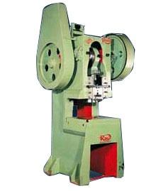 c-frame type power press manufacturer delhi india