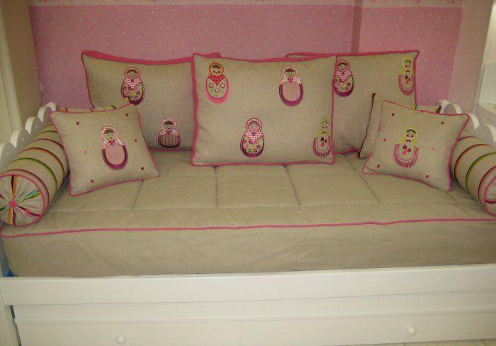Mejores 7 imágenes de Tapicerias para camas nido en Pinterest ...