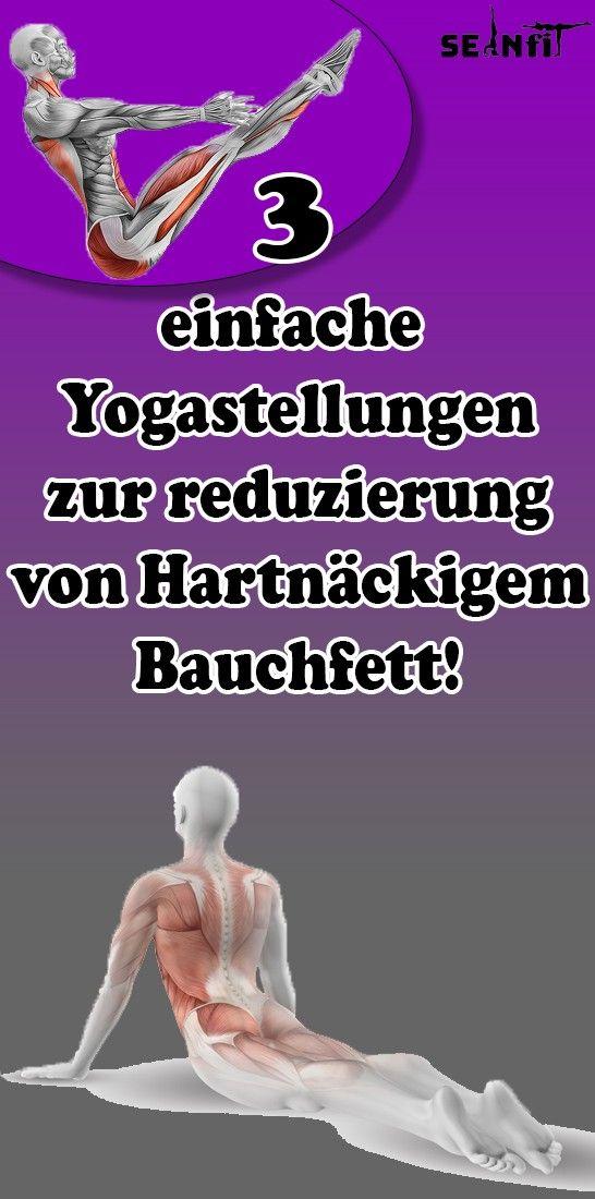3 einfache Yogastellungen, um hartnäckiges Bauchfett zu reduzieren!   – Gesundheit und fitness