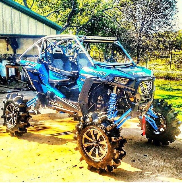 CUSTOM RZR AWESOME!