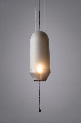 FRACTAL estudio + arquitectura: Lámparas de cristal soplado por VANTOT