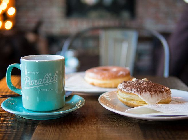 Forty Ninth Parallell in Vancouver | 25 Coffee Shops Around The World You Need To See Before You Die