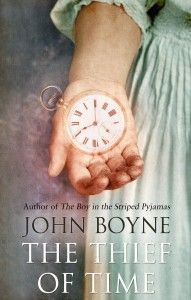 I like a good book about time travel. The idea of this novelintrigued me. I have readThe Boy in the Striped Pyjamas and I wanted to know what else John Boyne has to offer.