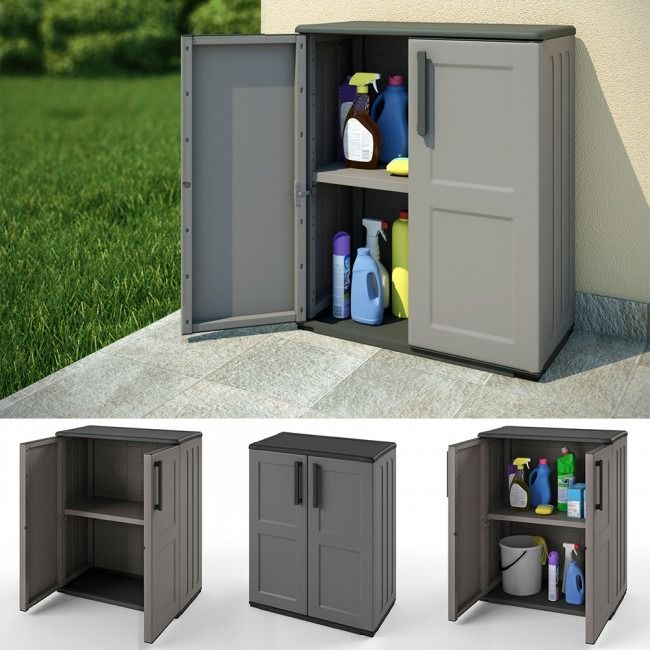 armoire de rangement simple en pvc