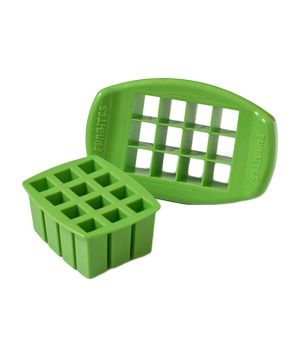 Bite-Sized Food Cutter: Idea, Food Cutter, Funbites Squares, Baby, Kids, Picky Eaters