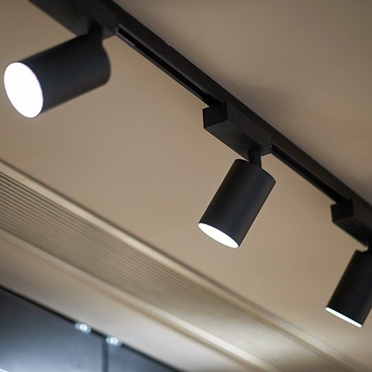 25 beste idee n over lampen schienensystem op pinterest spot lampe spotjes en tuin kaarsen. Black Bedroom Furniture Sets. Home Design Ideas