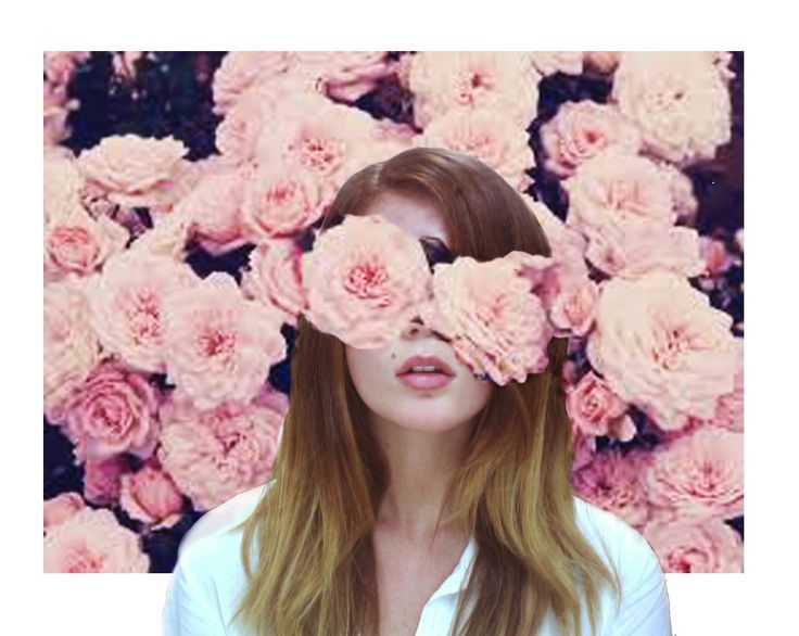 Myself and roses