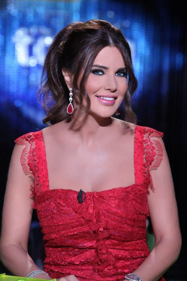 Mona Abou Hamze The Celebrity Lookbook By Bassam Fattouh