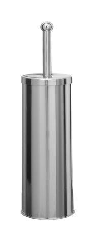 Brosse wc à poser serie BASIC METAL en inox 430 B…