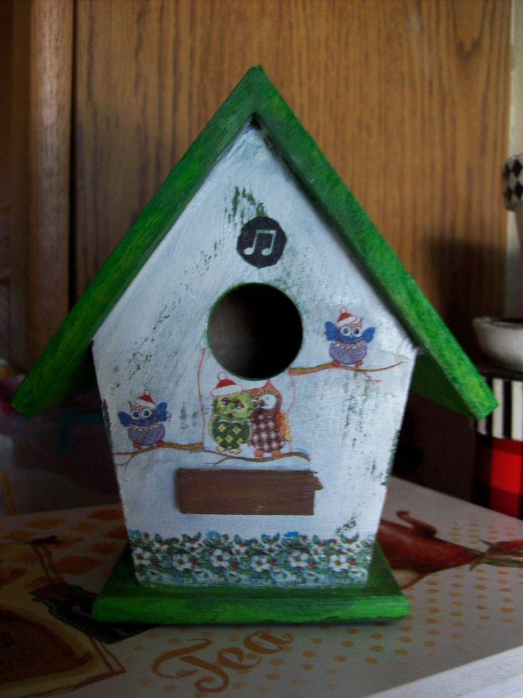 BIRD;S HOUSE