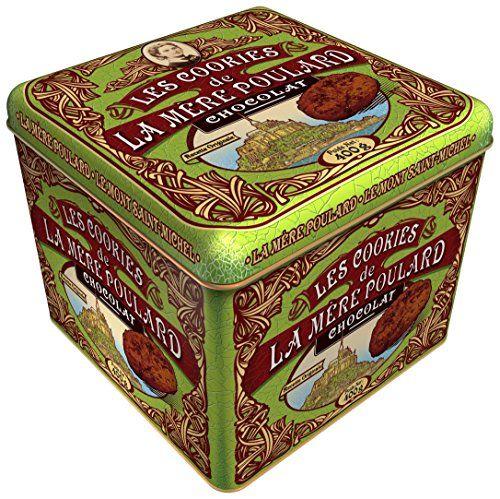 La Mere Poulard Chocolate Chip Cookies 400 Gram ** BEST VALUE BUY on Amazon