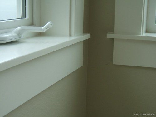 I Like These Simple Window Sills Home Pinterest Window Sill Window And Window Trims