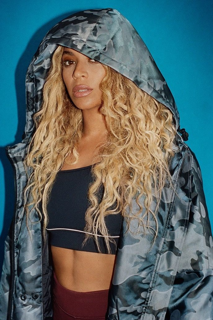 Beyoncé Ivy Park AW16 for Topshop 21st November 2016