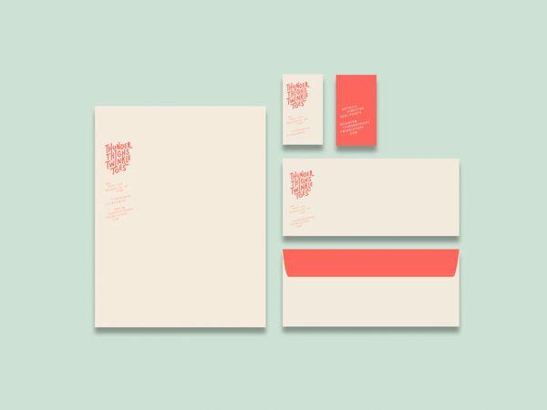 17 best Good Letterheads images on Pinterest Brand identity - letterhead examples