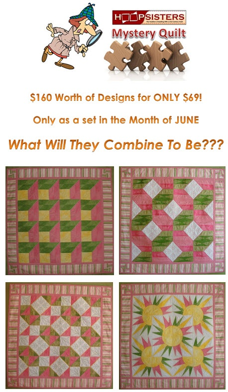 What Will These One Block Wonders Combine To Be?! $69: Blocks Ii, One Blocks Wonder, Quilts Blocks, Wonder Combinations, One Block Wonder