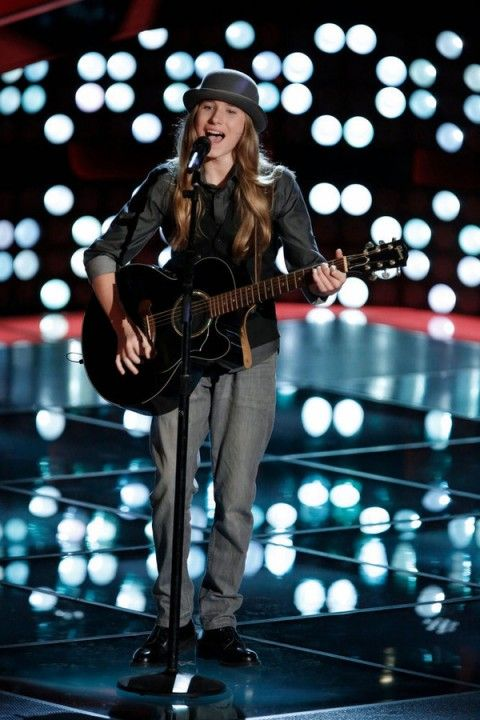 The Voice USA 2015 Spoilers: Sawyer Fredericks Blind Audition (VIDEO) | Reality Rewind