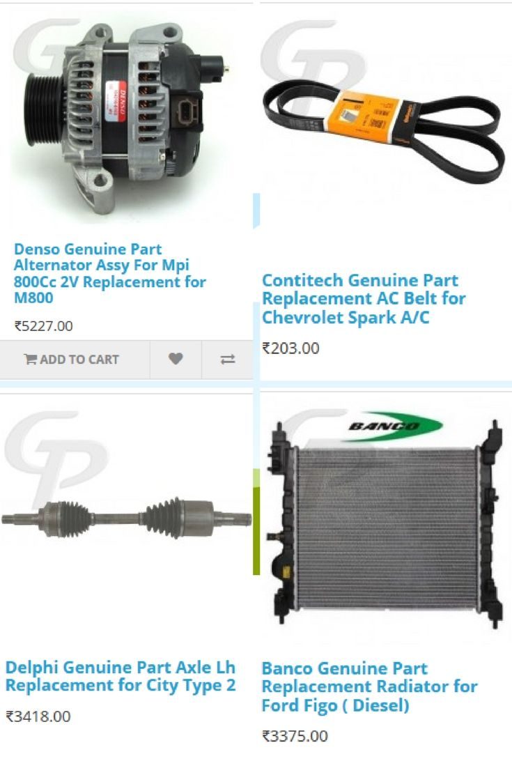 Genuneparts In Is A Largest Online Auto Parts Suppliers Last 1
