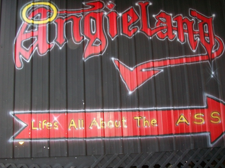 Angieland at Full Throttle Saloon