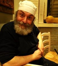 Panayotis Papanicholao, famous Greek chef