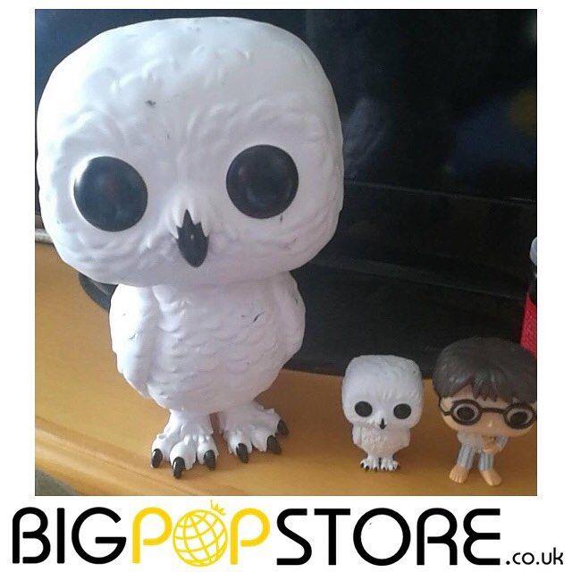 Funko First Look Harrypotter 10 Inch Hedwig Funkopop Coming Soon Bigpopstore Co Uk