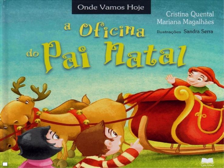 A oficina do pai natal- pdf by Isa Crowe via slideshare                                                                                                                                                                                 Mais