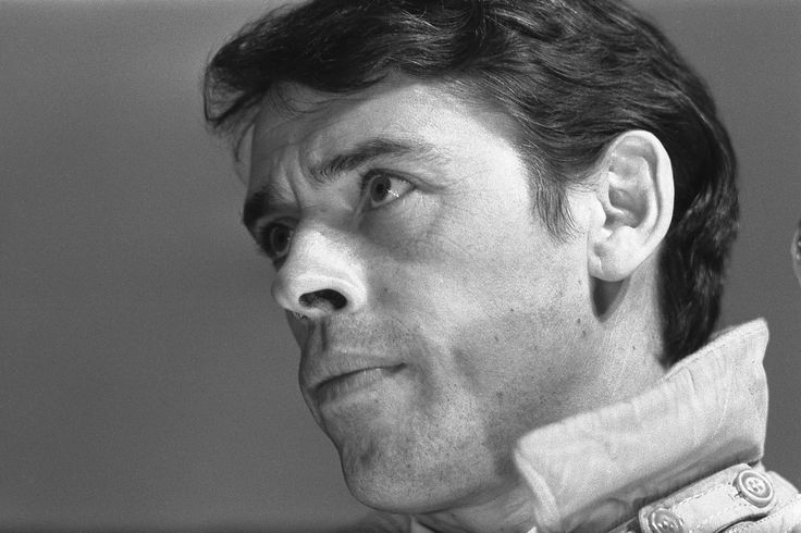 Jacques Brel by Serge Hambourg 1967
