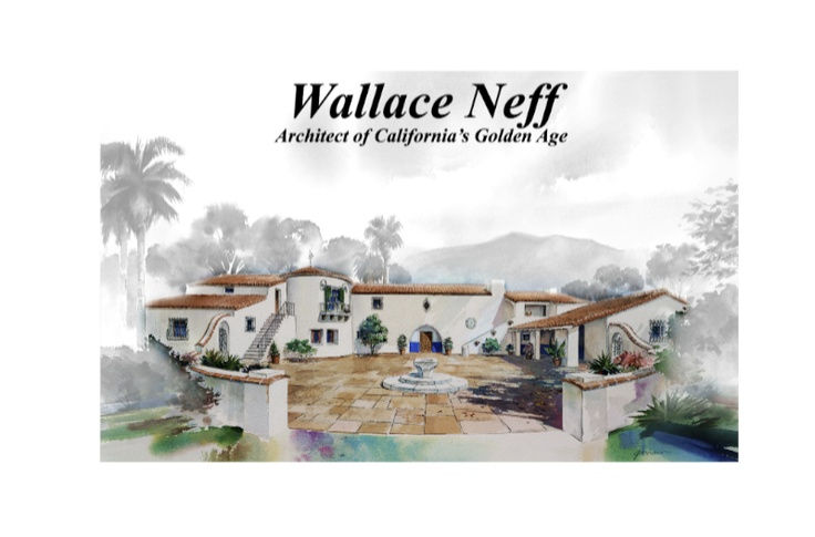 Wallace neff architecture wallace neff beauties pinterest for House plan books for sale