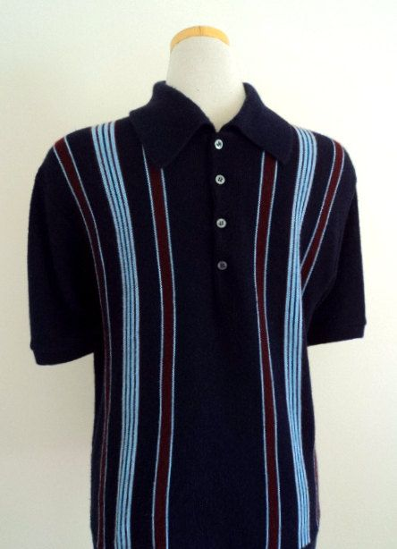 Knit Shirts Mens