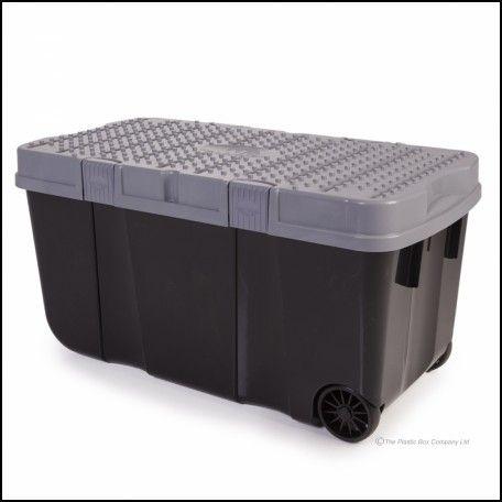 Large Plastic Storage Boxes On Wheels