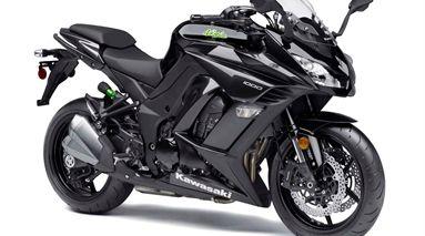 2015 NINJA® 1000 ABS Sport Motorcycle by Kawasaki