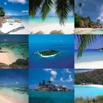 Seychilles Island...700 miles north of Madagascar in the Indian Ocean. Added to the bucket