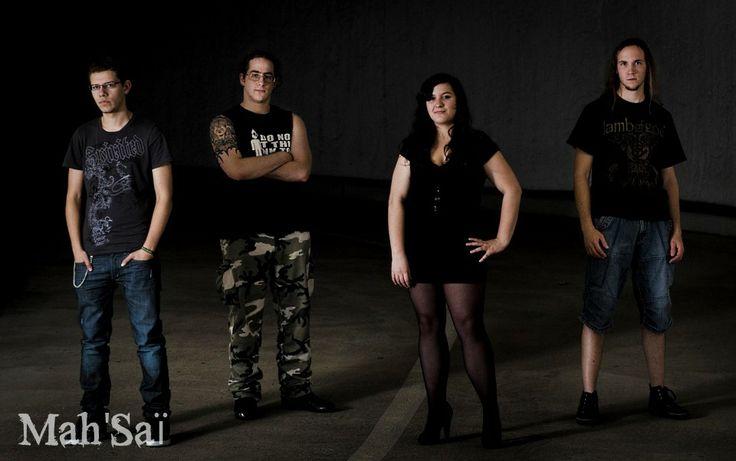 Mah'Saï (Metal) http://swissmetalbands.ch/band/mahsa%C3%AF