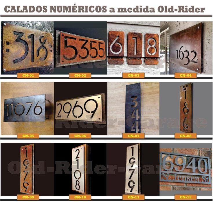 OLD-RIDER-GARAGE.com - MUEBLES VINTAGE