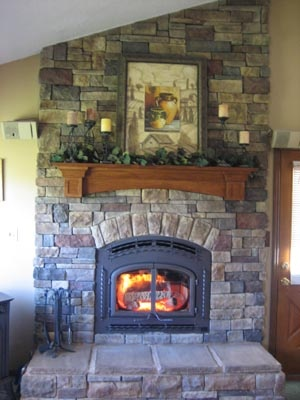 29 Best Wow Wood Fireplaces Images On Pinterest Electric