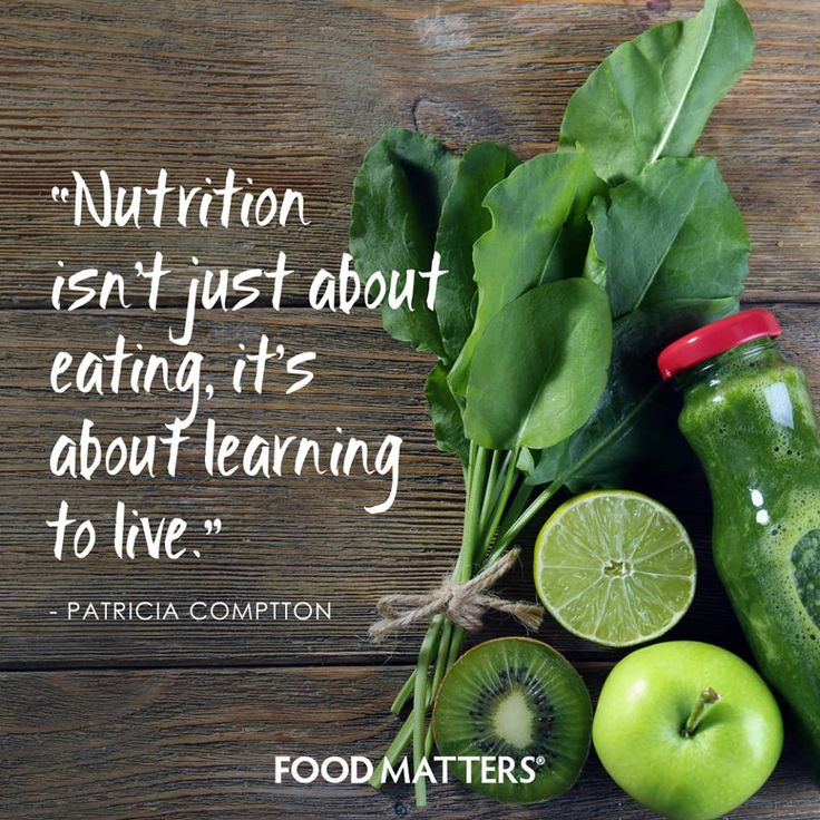 25+ Best Nutrition Quotes On Pinterest