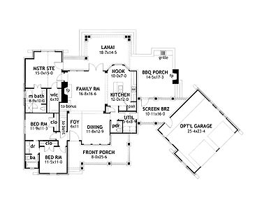 35 best house plans under 2000 sq ft images on pinterest for French house plans 2000 square feet