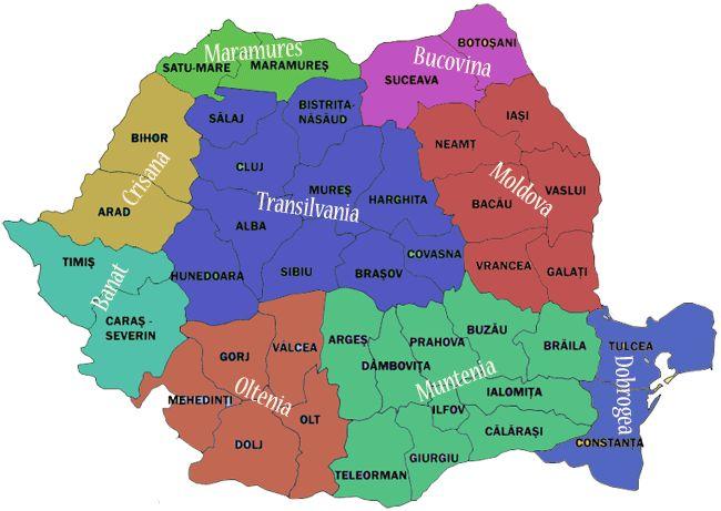 Incursiune in Romania