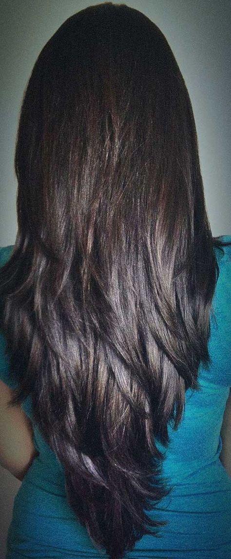6.Haircut Idea Long Hair