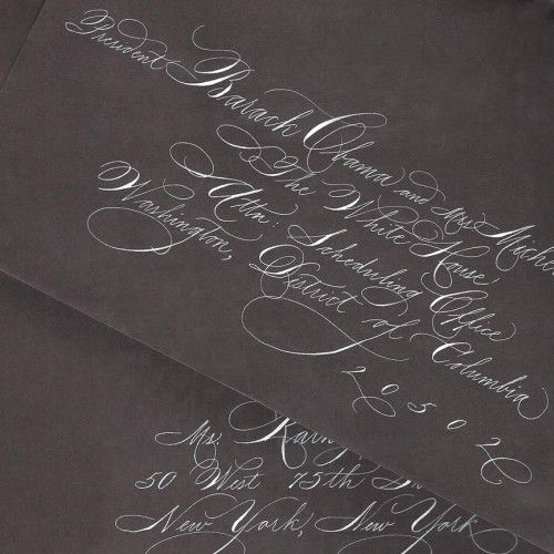 82 Best Images About Wedding Calligraphy On Pinterest