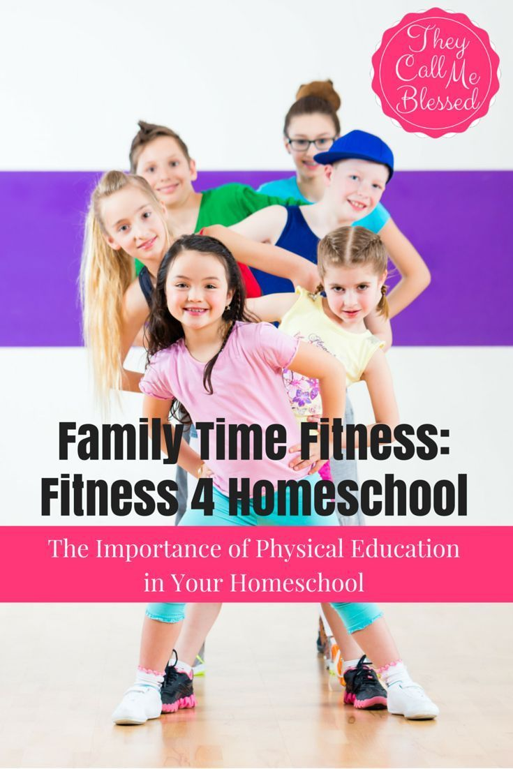 The Importance of Physical Education in Your Homeschool